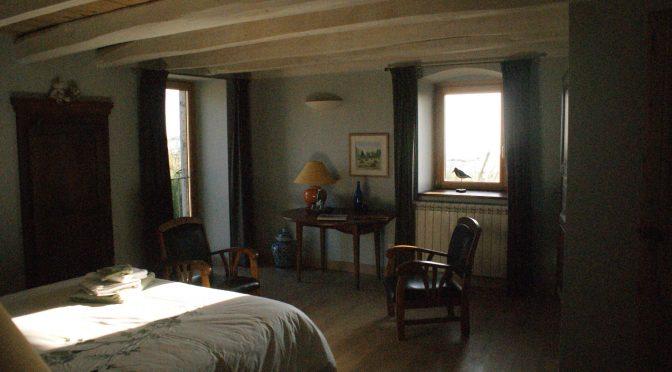 Chambre d'hôtes vallée du Rhône